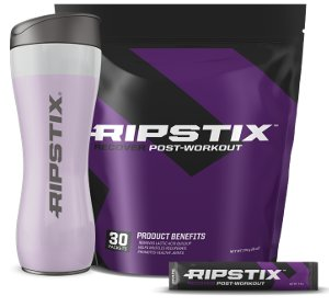 zija ripstix recover post workout