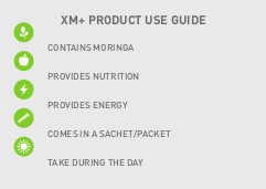xm+ product use guide