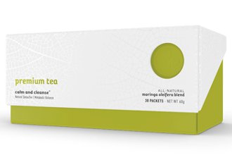zija calm and cleanse premium tea
