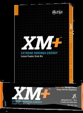 zija xm+ - extreme moringa energy